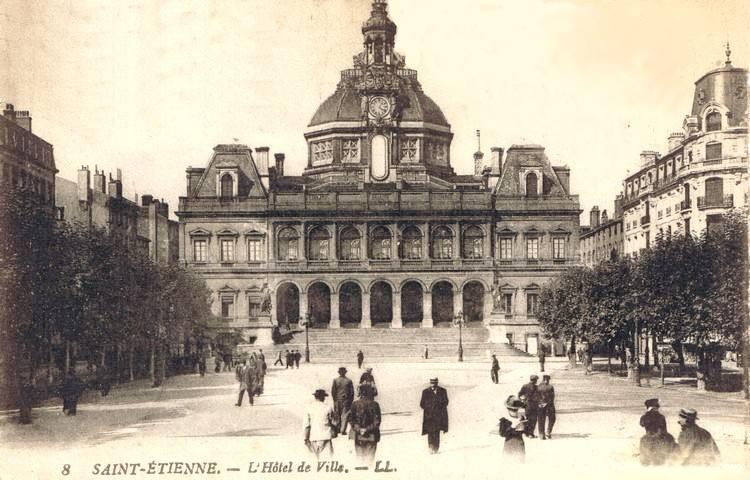 Hotel Saint Etienne Loire