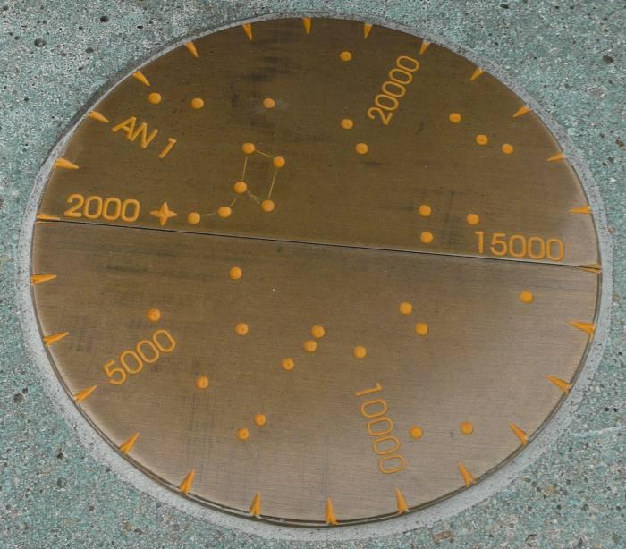 Cadrans solaires de loire atlantique ville de nantes 2 44 - Heure coucher soleil nantes ...