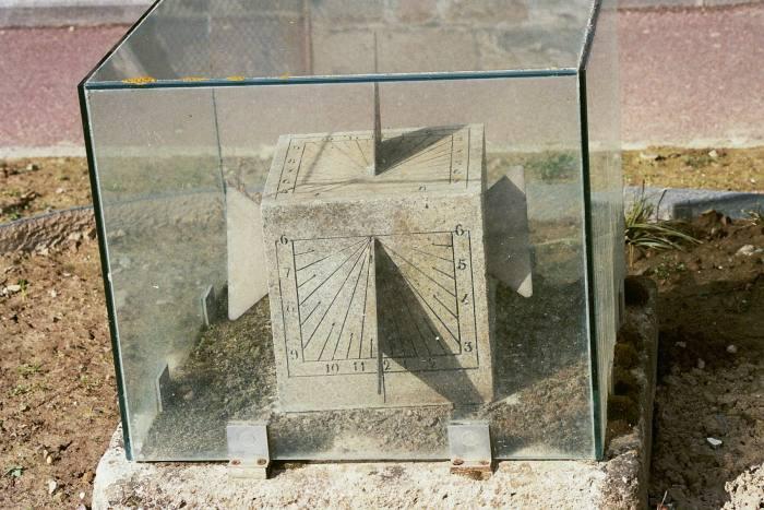 bloc photo sous verre