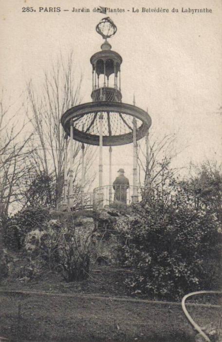 Le gong-méridien du Jardin des Plantes - Paris 5