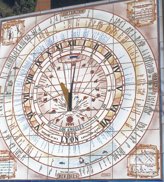الساعات عند العرب قديماً