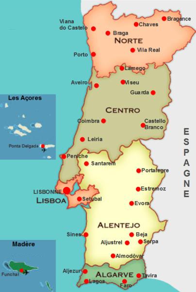 evora-carte-du-portugal