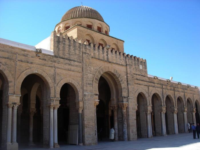 mihrab mosquée de damas