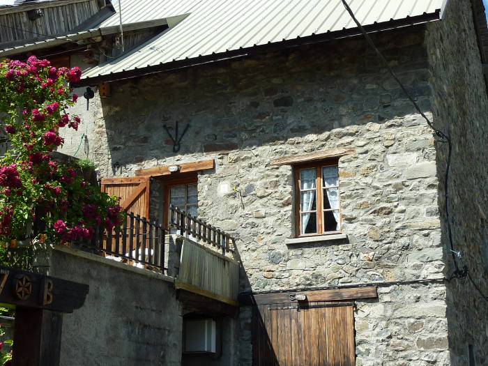 Cadrans solaires du champsaur for Ancienne maison marcel bauche