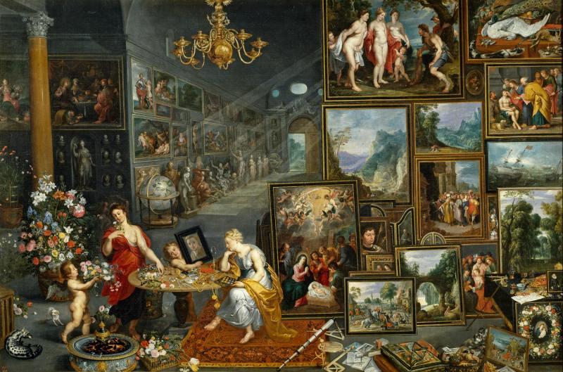peinture xviième siècle